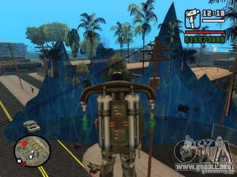 Tsunami para GTA San Andreas tercera pantalla