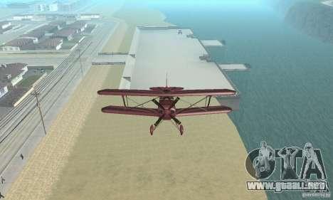 Extra 300L para la visión correcta GTA San Andreas