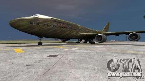 Airbus Military Mod para GTA 4