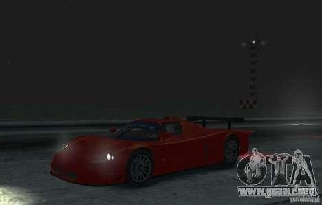 Maserati MC12 R para GTA 4 left