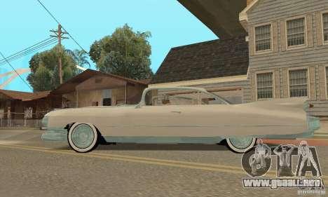 Cadillac 1959 para la visión correcta GTA San Andreas