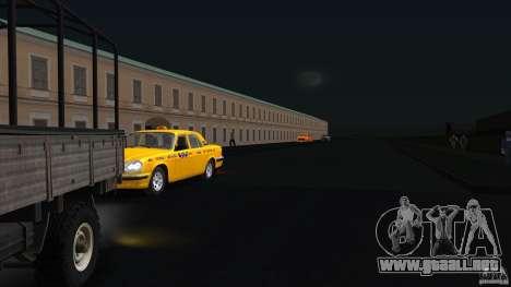 Arzamas beta 2 para GTA San Andreas sexta pantalla