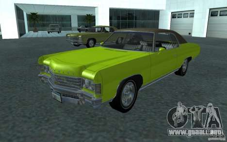 Chevrolet Impala 1971 para GTA San Andreas