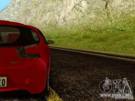 Aston Martin Cygnet para la visión correcta GTA San Andreas