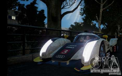 Audi R18 TDI 2011 para GTA 4
