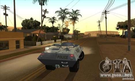 Enb Series HD v2 para GTA San Andreas undécima de pantalla