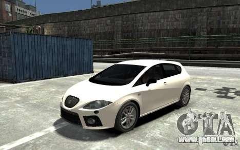 Seat Leon Cupra v.2 para GTA 4