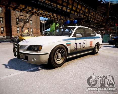 Russian Police Patrol para GTA 4