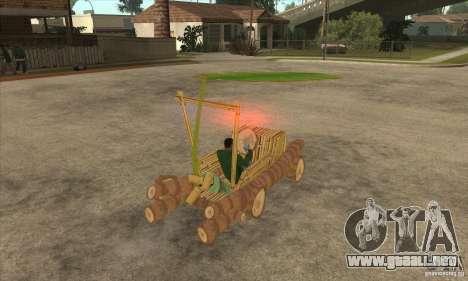New Police Madagascar para la visión correcta GTA San Andreas