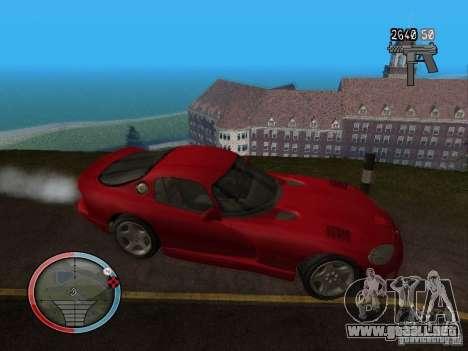 GTA IV HUD Final para GTA San Andreas octavo de pantalla