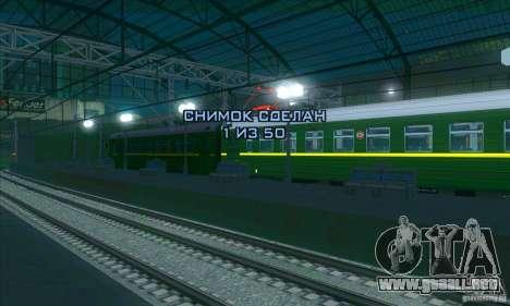 ÈR2H-999 para la visión correcta GTA San Andreas