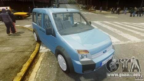 Ford Connect 2007 para GTA 4