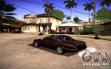 Jaguar Xj8 para GTA San Andreas left