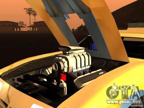 Ford Falcon XB Coupe Interceptor para la visión correcta GTA San Andreas