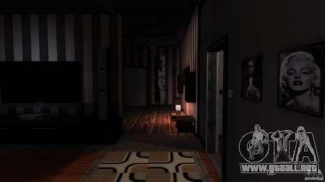 Playboy X New House Textures para GTA 4 adelante de pantalla
