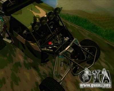 Ickler Jimco Buggy para visión interna GTA San Andreas