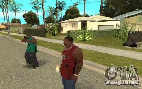 Grove Street Skin Pack para GTA San Andreas octavo de pantalla