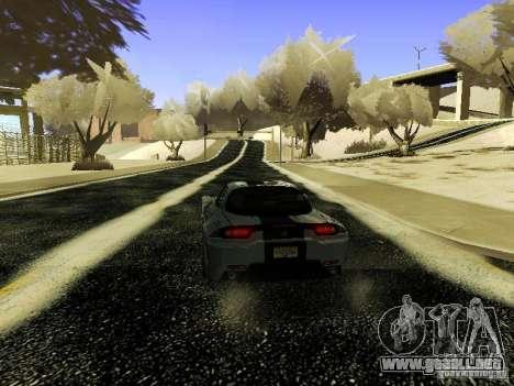 ENBSeries by Maksss@ para GTA San Andreas sucesivamente de pantalla