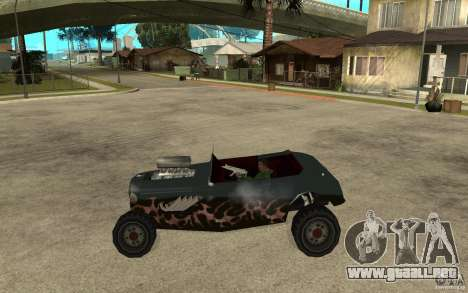 Deuce Brutal Legend para GTA San Andreas left