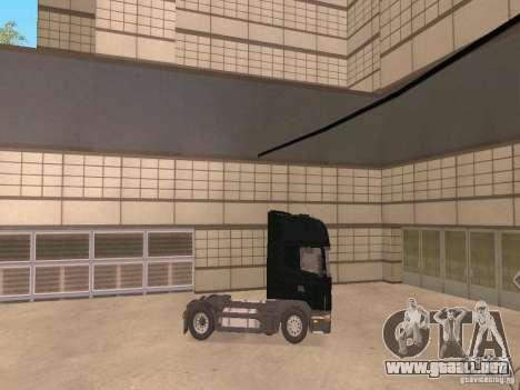 Scania 124L 420 para la visión correcta GTA San Andreas