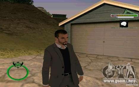 Nuevo empresario de piel HD para GTA San Andreas