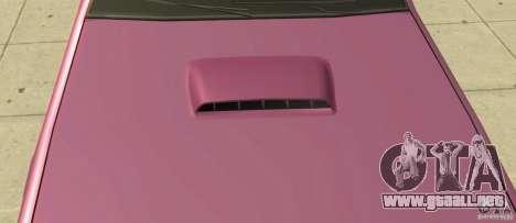 Car Tuning Parts para GTA San Andreas segunda pantalla