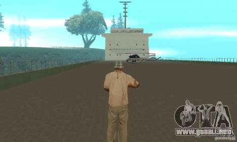 The G60 Ferry boat para visión interna GTA San Andreas
