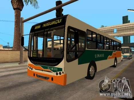 Caio Apache S21 Linave para visión interna GTA San Andreas