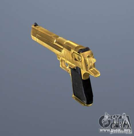 Grims weapon pack3-2 para GTA San Andreas octavo de pantalla