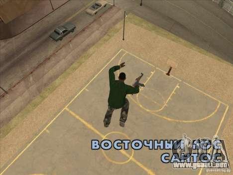 Saltar el Jet pack para GTA San Andreas sucesivamente de pantalla