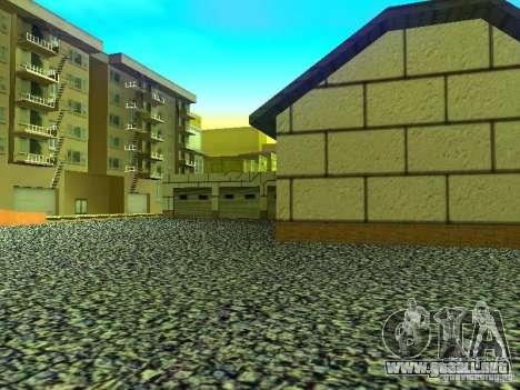 Nueva tienda de textura SupaSave para GTA San Andreas sexta pantalla