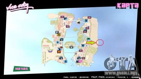 Bobeckas Park para GTA Vice City sexta pantalla