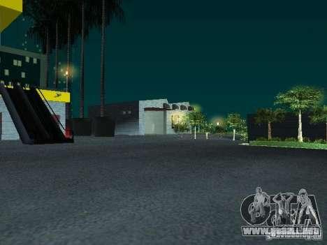 Nuevo showroom en San Fierro para GTA San Andreas sexta pantalla