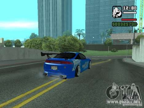 Mitsubishi Eclipse Tunning para GTA San Andreas left
