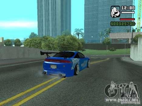 Mitsubishi Eclipse Tunning para GTA San Andreas left