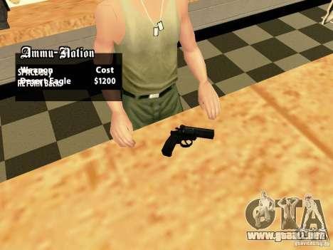 MP 412 para GTA San Andreas