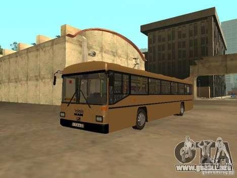 Man 202 para GTA San Andreas