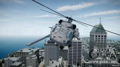 HH-60G Pavehawk para GTA 4 left