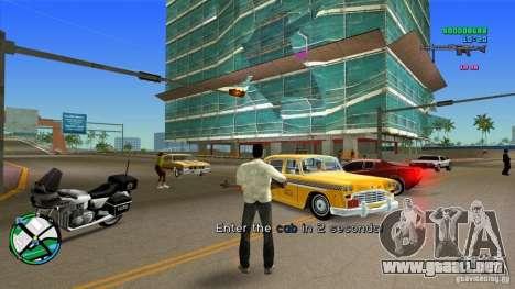 Gta IV Style 3D Marker para GTA Vice City segunda pantalla
