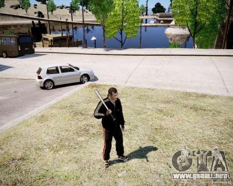 Old Niko para GTA 4 quinta pantalla