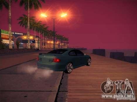Pontiac FE GTO para visión interna GTA San Andreas