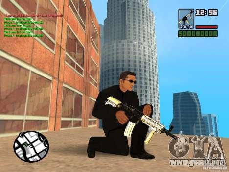 Gun Pack by MrWexler666 para GTA San Andreas tercera pantalla