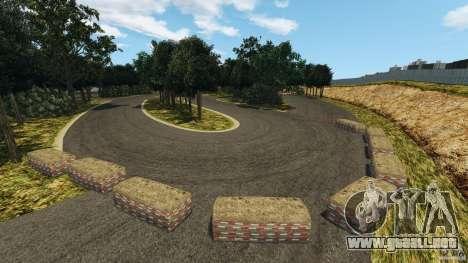 Bihoku Drift Track v1.0 para GTA 4 octavo de pantalla