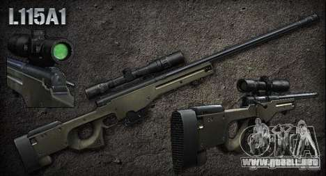 [Point Blank] AWP para GTA San Andreas