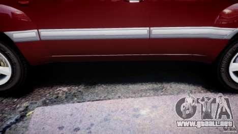 Toyota Land Cruiser 100 Stock para GTA motor 4