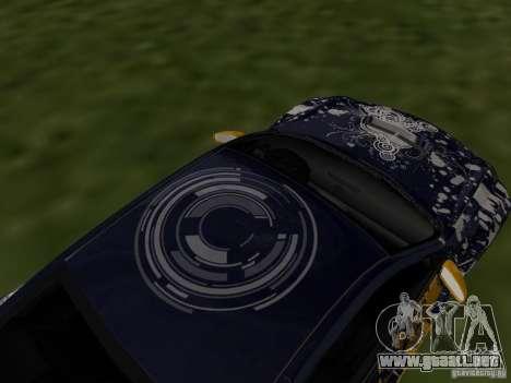 Infinity G35 Binsanity para la visión correcta GTA San Andreas