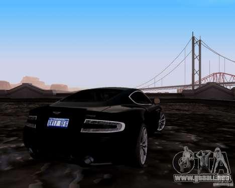 Real World v1.0 para GTA San Andreas sucesivamente de pantalla