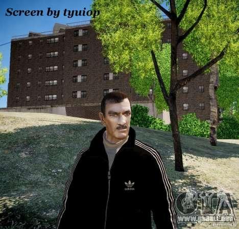 Old Niko para GTA 4