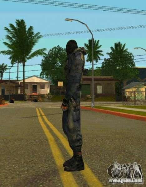 Pieles de S.T.A.L.K.E.R. para GTA San Andreas twelth pantalla