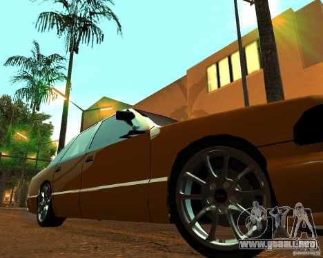 Azik Taxi para la visión correcta GTA San Andreas